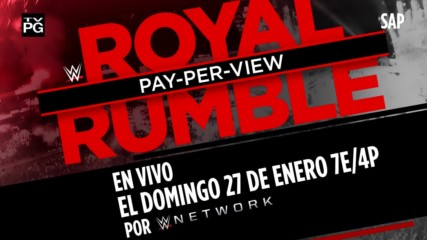 WWE Royal Rumble (Espanol)