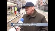 """Започна ремонтът на столичния пешеходен булевард """"Витошка"""""""