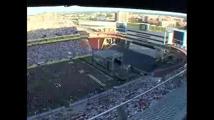 Запълването На Един Стадион