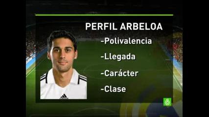 29.07 Алваро Арбелоа премина от Ливърпул в Реал Мадрид