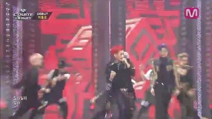 Bigflo - Delilah @ M Countdown - 19. 06. 2014 Debut stage [ H D ]