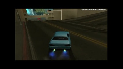 Drift Session#2 and twin drift with v1a