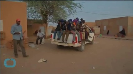 Niger Says 33 Migrants Have Died in the Desert This Year