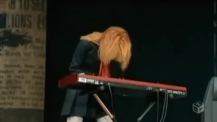Paramore - Where the Lines Overlap Live in 2009