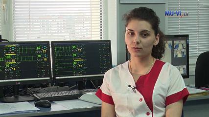 Първи випуск медицински сестри и акушерки от филиала на МУ-Варна в град Велико Търнов