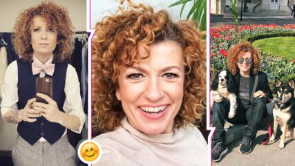 Усмихната и пълна с много енергия: Люси Дяковска с нова кауза и вдъхновение