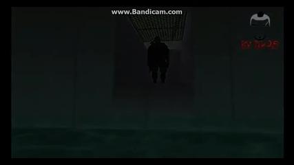 Албърт Уескер унищожава Сан Андреас Част 9