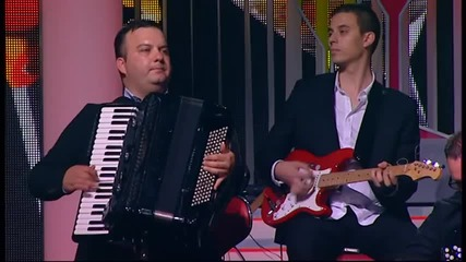 D. Bubamara, Cemo, A. Bursac, J. Stefanovic - Splet pesama (LIVE) - GK - (TV Grand 09.07.2014.)