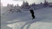 Сноуборд - Първо Каране