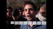 Гръцки тийнейджъри организираха най-големия флашмоб по мания – Harlem Shake