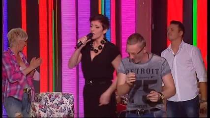 Daria Luna bend - Billy Jean (LIVE) - HH - (TV Grand 06.07.2014.)