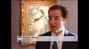 Продават на търг в Париж известна картина на Мане