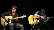 Hunter Van Larkins - Breakthrough - (acoustic Guitar)