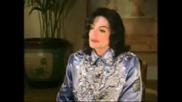 Ето как един невинен човек, страда! Майкъл прости ни :(