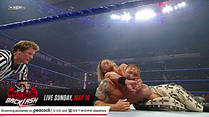 Shawn Michaels vs. Batista: WWE Backlash 2008 (Full Match)