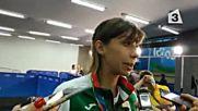 Мирела Демирева със сребърен медал в скока на височина от Олимпиадата в Рио 2016
