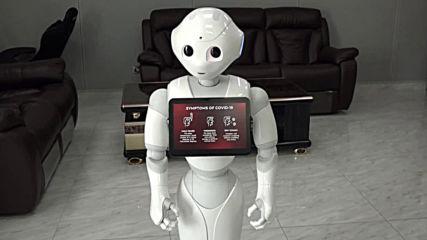 United Arab Emirates: 'Reliable' robot fleet to combat COVID-19