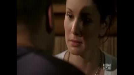 Майкъл И Сара - Целувка [ Prison Break - Season 4 ]