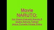 Naruto - Снимки На Някой Участници От Филма