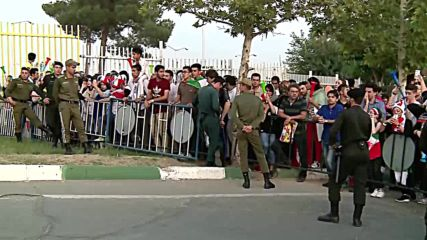 Iran: Women allowed in Azadi Stadium for first time since 1979 revolution