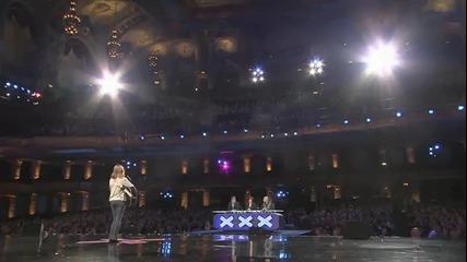 Americas Got Talent Debra Romer Audition