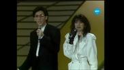 Евровизия 1984 - Италия - Alice Battiato - I treni di Tozeur