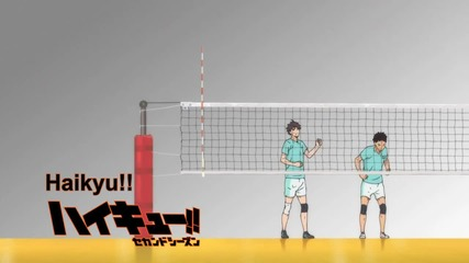 Haikyuu!! Second Season Episode 24