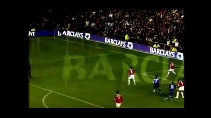 Манчестър Юнайтед вс Челси (6-ти Ноември 2005-та - Лондон )