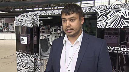 Russia: Avrora Robotics showcases unmanned bus at Forum of Strategic Initiatives