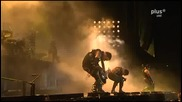 Rammstein - Live ( Rock Am Ring 2010 ) Part 2