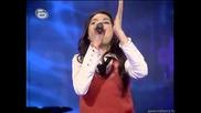 Шанел - Кремена, че и по - добра!! - Music Idol - Малък концерт жени 10.03.08г. - (супер каче