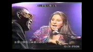 Barbra Streisand and Ray Charles - Crying Time
