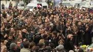 Светът скърби за жертвите от Брюксел