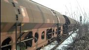 55 004 с товарен влак