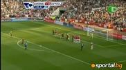 Арсенал 1:1 Ливърпул (драматично)
