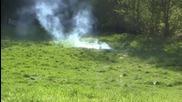 Руснак се стяга за война - M249 Saw Rampage!