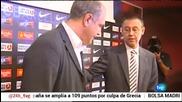 Христо Стоичков разкритикува остро президента на Барселона