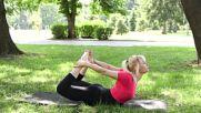 Супер лесни упражнения, които можем да правим в парка