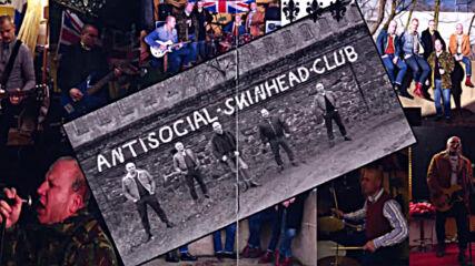 Antisocial Skinhead Club – Angepasst