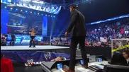 Крисчън ще замести Острието на Extreme Rules - Smackdown 04/15/11