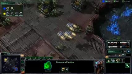 Tyler (nony) vs Demuslim - Game 3 - Pvt - America vs Europe