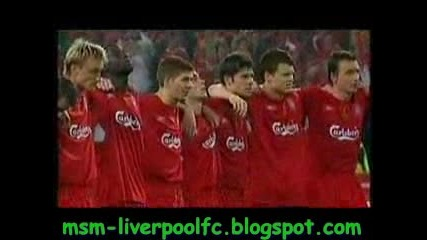 Liverpool Champions Of Europe 2009