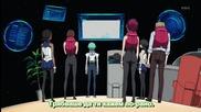 Eureka Seven Ao - епизод 12 (бг суб)