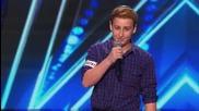 Америка Търси Талант - 12 годишно момче