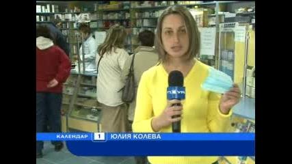 Истерия заради свинския грип във Варна