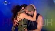 Райна и Коста се Целуват пред 40 000 публика на Концерта в Пловдив