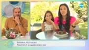 """Биляна Йотовска:За бременността и спорта - """"На кафе"""" (25.09.2020)"""