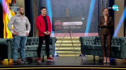 Игри на волята: България (06.12.2019) - част 5: Победителят е ясен!