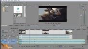 Как да заменим аудиото на с песен - Sony Vegas Pro 13 Tutorials Епизод 10
