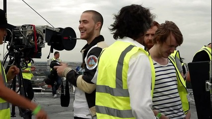 Cher Lloyd - With Ur Love (behind The Scenes)